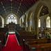 RAF Coastal Command's church, St Eval, Cornwall - interior