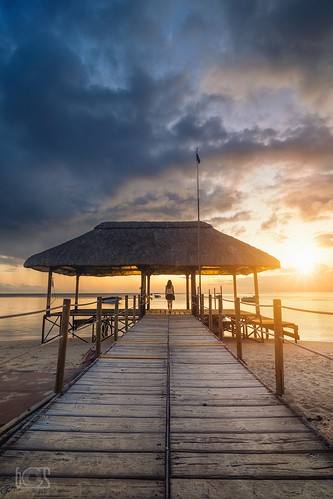 bgspix canoneos5dmarkiv ef1635mmf4lisusm flicenflac landscape mauritius mauritiusisland nature outdoor seascape sky sunset travel woman