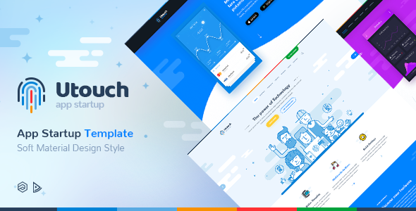 Utouch Startup v1.0.1 - Multi-Purpose Business Technology and Digital Marketing Joomla Template