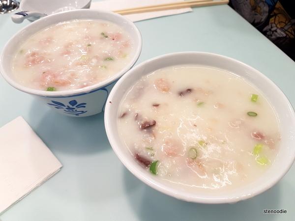 Minced Beef Congee