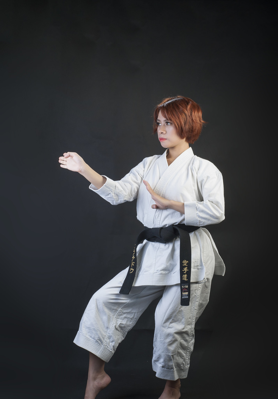 42931007832 baf5e2bf58 h - Bộ ảnh võ thuật Karate Girl phiên bản Việt