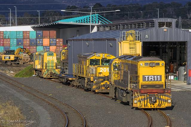 On Shed - Hobart
