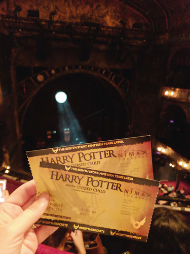ready for Harry Potter: The Cursed Child!