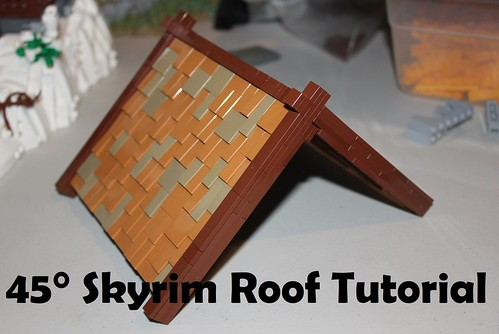 45 Skyrim Roof Tutorial