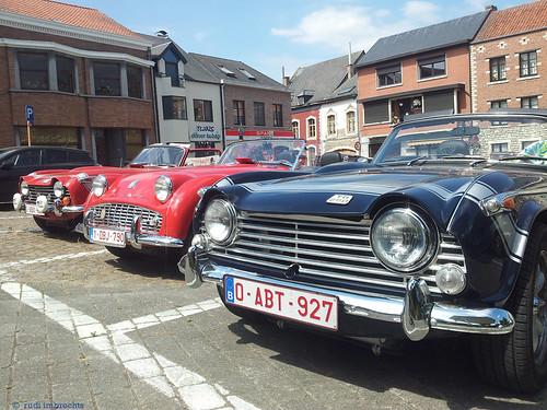 Triumph TR250 & TR3A