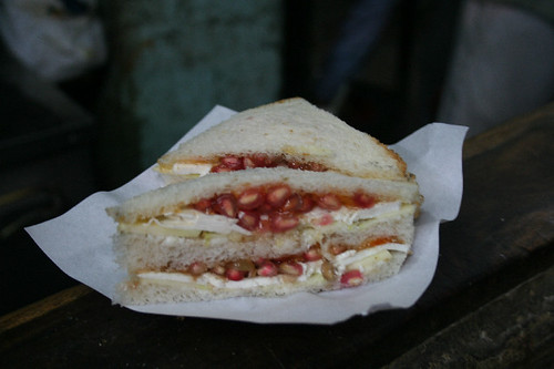 Fruit Sandwich at Jain Coffee House