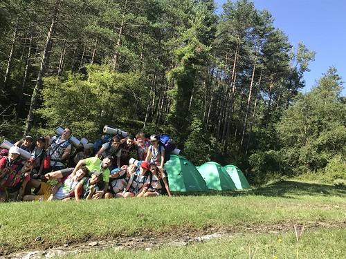 Campaments 2018 - Bot de l'Oli (Les Llosses | Ripollès)