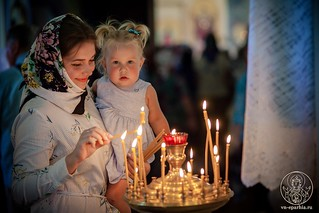 Божественная литургия 125