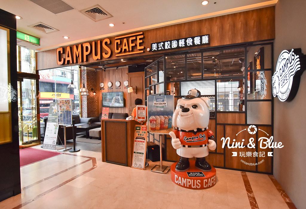 campus cafe 美式校園輕食 SOGO 20