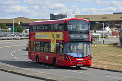 DB08267 LK67EKZ 2018-08-14 TUE LONDON HEATHROW AIRPORT