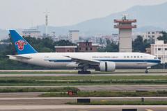CHINA SOUTHERN CARGO B777-F B-2010 004