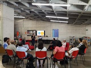 Conversatorio - Viviendo Libros Latinoamericanos en la Triple Frontera - P.B La Ladera