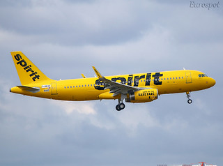 F-WWDZ Airbus A320 Spirit