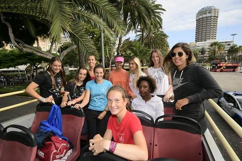 Tenistas Torneos ITF 2018