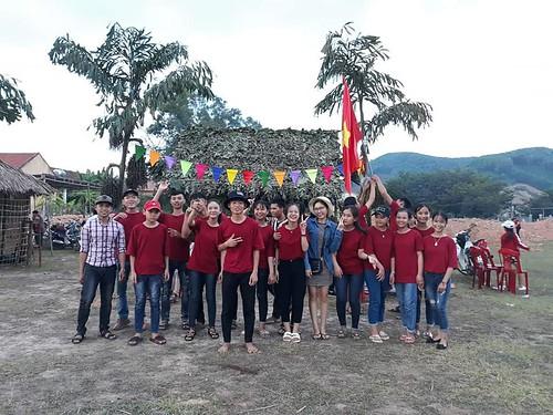 Ngày hội sắc màu quê hương xã Tam Đại năm 2018