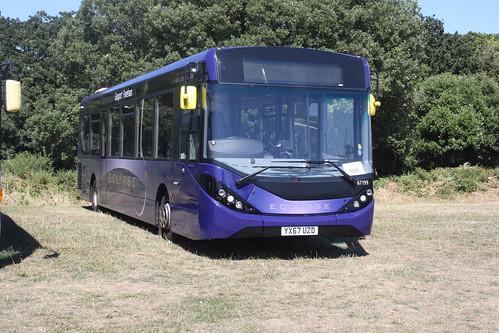 First Hampshire & Dorset 67199 YX67UZD