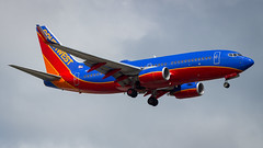 Boeing 737-7H4(WL) N725SW Southwest Airlines