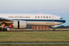 Boeing 777 B-2081 China Southern Cargo