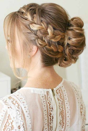 30+Most Stunning French Braid Hairstyles To Make You Amazed! 7