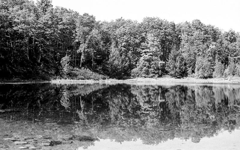 Reflected Karsten Lake