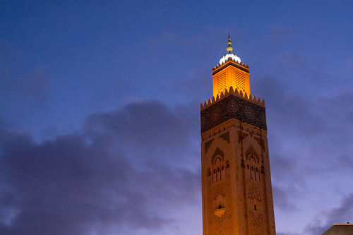 mosque in morocco | by JonathanIchikawa