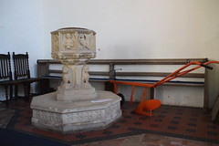 font and plough