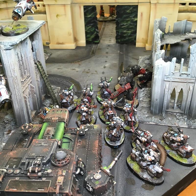 Medal of Colors Assault on Molech battle-7