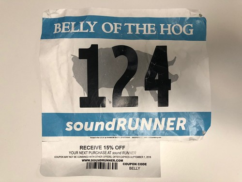 #73 Oxford: Belly of the Hog 5K