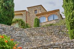 At La Roque-sur-Ceze