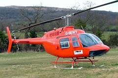 G-BEWY Bell 206B-2 Jet Ranger II [348] (Polo Aviation Ltd) Cheltenham