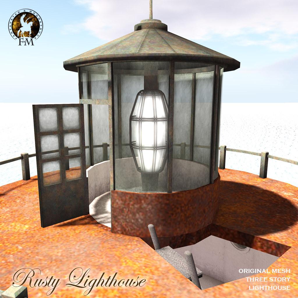 Fantavatar & Moonstruck * Rusty Lighthouse - TeleportHub.com Live!