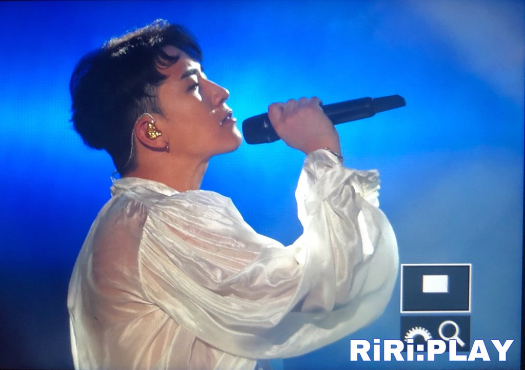 BIGBANG via ririplay1212 - 2018-08-15  (details see below)
