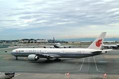 Air China at SFO