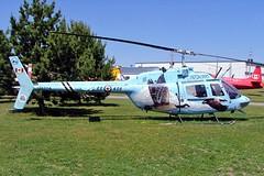 136204 Bell CH-136 Kiowa [44004] (National Air Force Museum of Canada