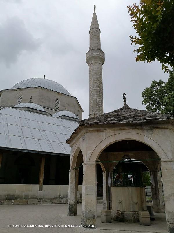 2018 Bosnia Mostar Koski Mehmed Pasha Mosque 1