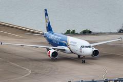 THAI AirAsia A320-200 HS-ABV Leicester City Football Club 001