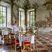 Interior Garden Pavillion, Stift Melk, Austria