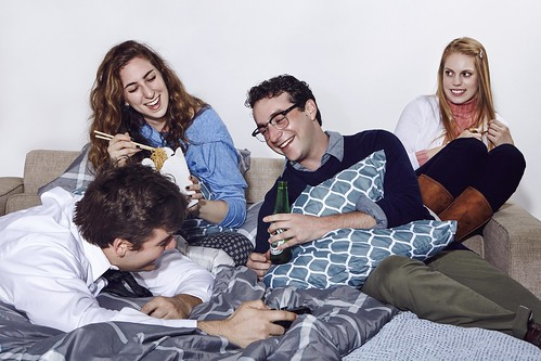 BAD JEWS Publicity Photos