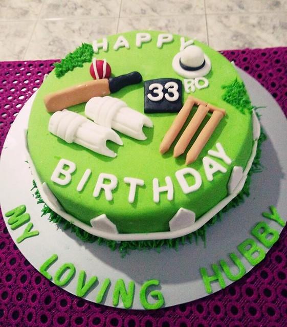 Cake by H&S Cake Corner