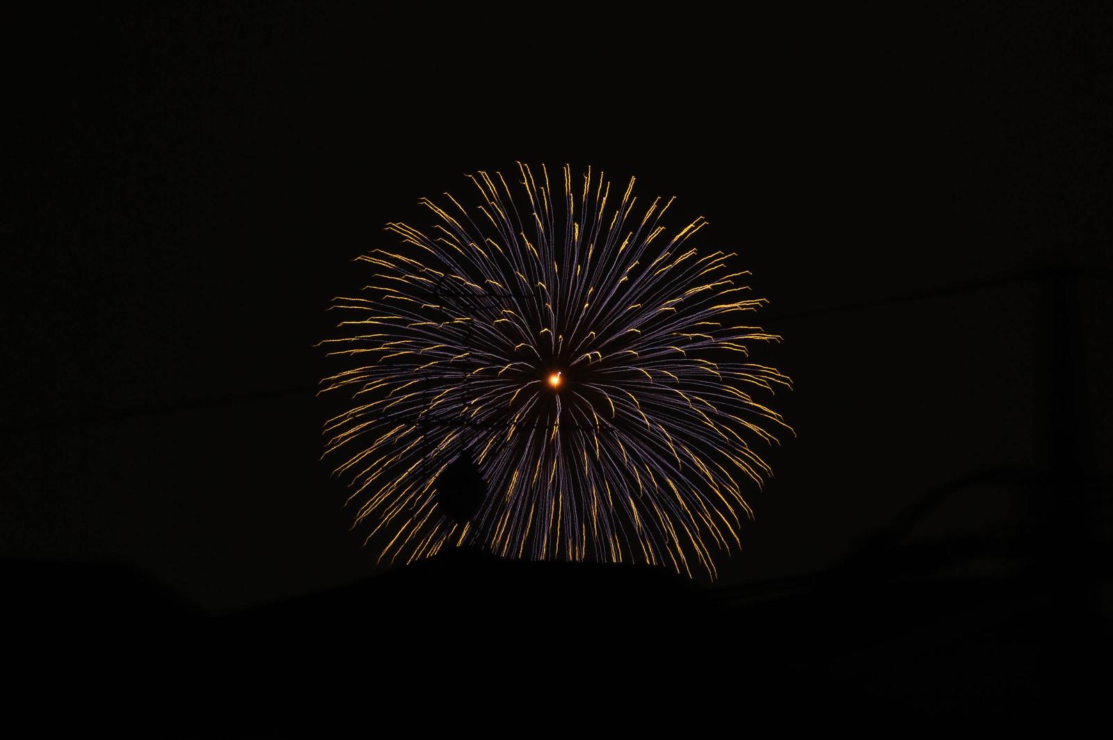 いたばし花火大会2018
