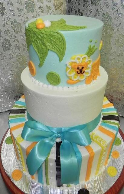 Cake by Fleur de Lis Unforgettable Cakes