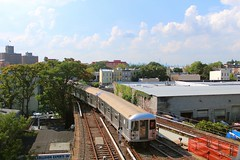 Yard Moves at Broadway Junction