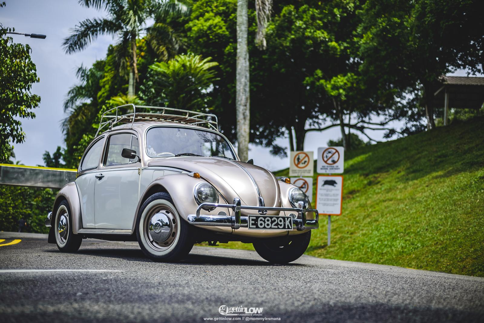 Ling's VW Beetle Singapore