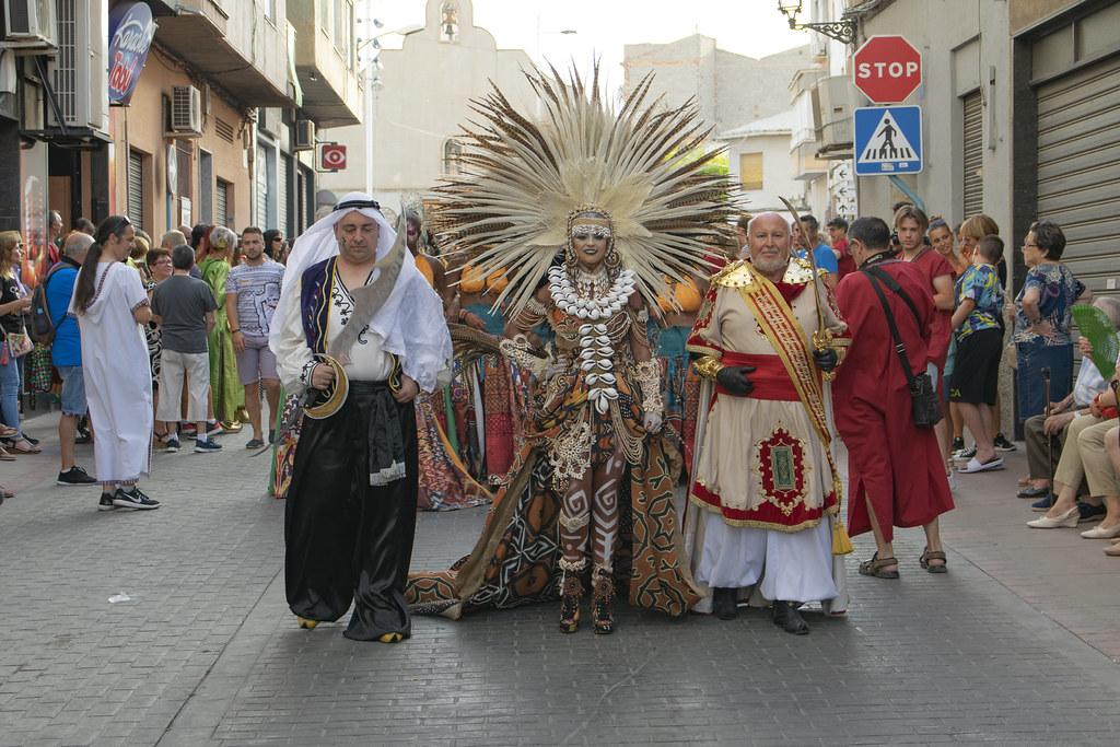 2018 * Fiestas de Novelda
