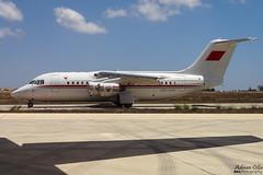Bahrain Government --- British Aerospace Avro RJ85 --- A9C-HWR