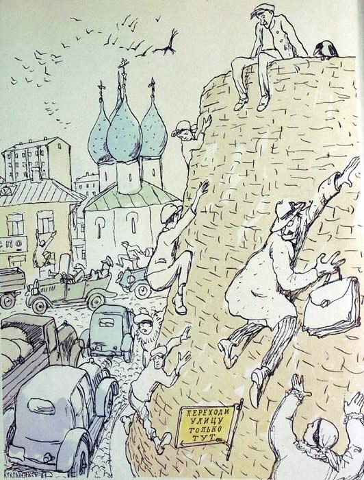 Будущие градостроительные преступления Москвы: дублёры Кутузовского проспекта