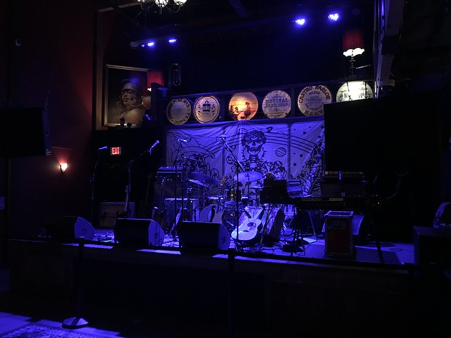 Mapache & Grateful Shred @ Mississippi Studios, Portland, OR, 16 August 2018