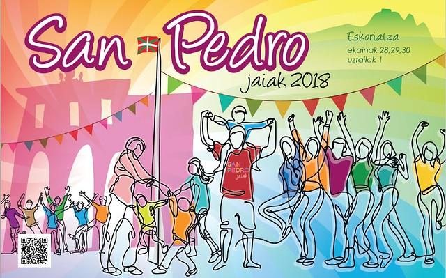 San Pedroak 2018