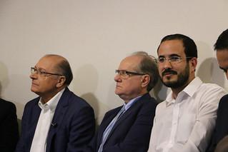 Solidariedade participa do Encontro Nacional de Jovens Líderes com Alckmin