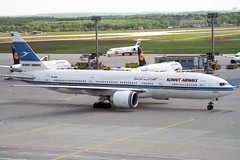 Kuwait Airways Boeing 777-269/ER 9K-AOA Al-Grain